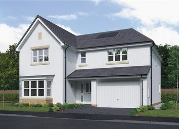 """Thumbnail 5 bedroom detached house for sale in """"Dewar"""" at Brotherton Avenue, Livingston"""