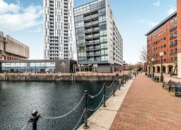 Thumbnail 1 bed flat for sale in Millennium Point, 254 The Quays, Salford