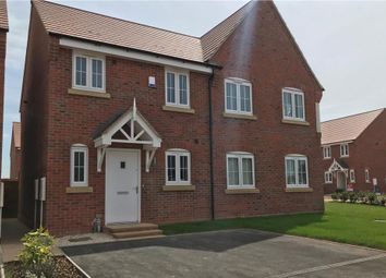 "Thumbnail 3 bedroom semi-detached house for sale in ""Beeley"" at Oteley Road, Shrewsbury"