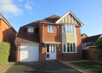 Thumbnail 4 bedroom detached house for sale in Newbury Drive, Stratford-Upon-Avon