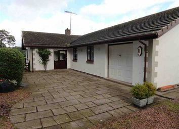 Thumbnail 3 bed detached bungalow for sale in Wamphray, Moffat