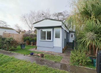 Thumbnail 1 bed mobile/park home for sale in Park View Way, Barnstaple