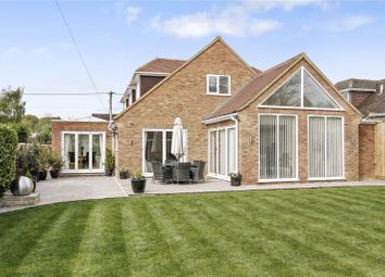 Thumbnail 4 bed detached house for sale in Christopher Close, Naphill, High Wycombe, Buckinghamshire