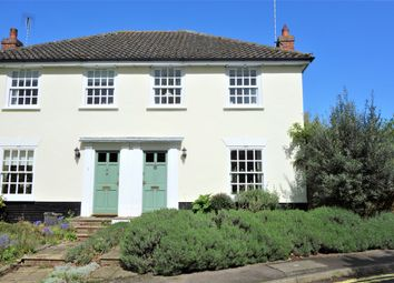 Thumbnail 3 bed semi-detached house for sale in Rectory Green, Halesworth, Suffolk