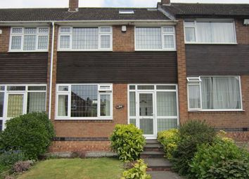 Thumbnail 4 bed terraced house for sale in Nod Rise, Mount Nod, Coventry