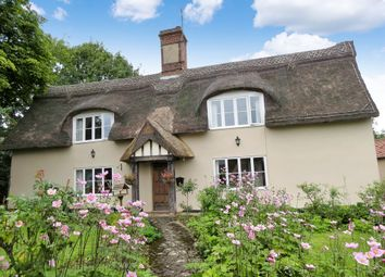 Thumbnail 2 bedroom cottage for sale in Cross Green, Hartest, Bury St. Edmunds