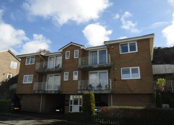 Thumbnail 2 bedroom flat to rent in Corfe View Heights, 129-133 Haymoor Road, Parkstone