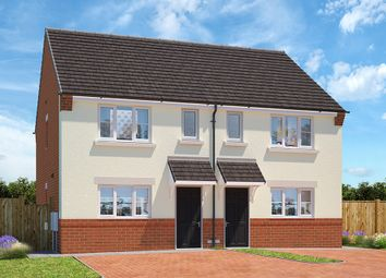 "Thumbnail 3 bed property for sale in ""The Meadowsweet"" at Gynsill Lane, Anstey, Leicester"