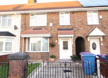 Thumbnail 3 bed terraced house for sale in Princess Drive, Liverpool, Merseyside