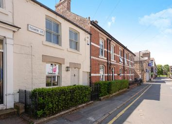Thumbnail 3 bed terraced house for sale in Haywra Court, Haywra Street, Harrogate