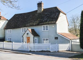 Thumbnail 4 bed detached house for sale in Debden Green, Saffron Walden