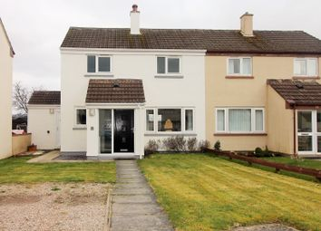 Thumbnail 2 bed semi-detached house for sale in Easter Road, Kinloss