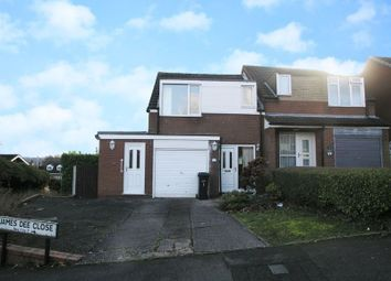 Thumbnail 3 bed semi-detached house for sale in Brierley Hill, Quarry Bank, James Dee Close