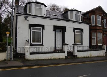 Thumbnail 2 bed flat to rent in Queen Street, Lower Flat, Dunoon PA23,