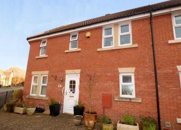 Thumbnail 3 bed end terrace house for sale in The Inclosures, Weston-Super-Mare