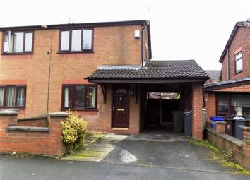 Thumbnail 2 bedroom semi-detached house for sale in Longford Street, Manchester