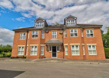 Thumbnail 2 bed flat for sale in Moorhill Court, Ashbrooke, Sunderland