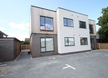 Thumbnail 2 bed flat to rent in Fobbing Road, Corringham, Stanford-Le-Hope, Essex