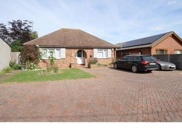 Thumbnail 3 bedroom chalet for sale in Ham Shades Lane, Whitstable