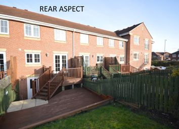 Thumbnail 3 bed town house for sale in Benton Mews, Horbury, Wakefield