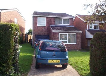 Thumbnail 4 bed detached house to rent in Bracken Close, Lydney