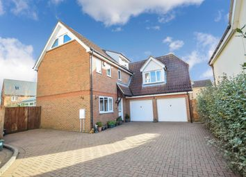 6 bed detached house for sale in Sorrel Grove, Great Notley, Braintree CM77