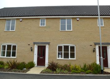 Thumbnail 3 bedroom terraced house for sale in Brumstead Road, Stalham, Norwich