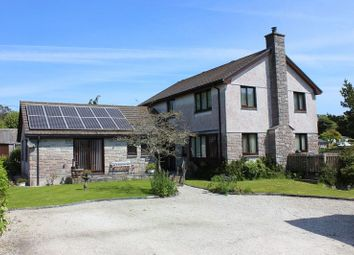 Thumbnail 5 bed detached house for sale in Trethurgy, St. Austell