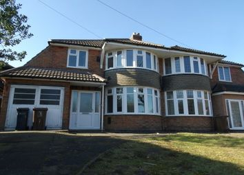 Thumbnail 3 bedroom property to rent in Lode Lane, Solihull
