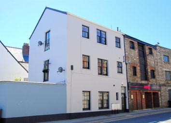 Thumbnail 1 bed flat for sale in Vauxhall Street, Plymouth