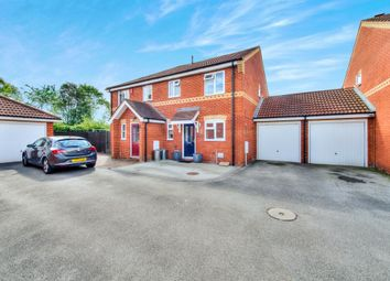 Thumbnail 3 bedroom semi-detached house for sale in Hurley Croft, Monkston, Milton Keynes
