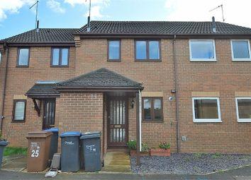 Thumbnail 2 bedroom terraced house for sale in Woodpecker Way, East Hunsbury, Northampton