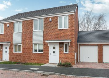 Thumbnail 3 bedroom semi-detached house for sale in Perry Place, West Bromwich