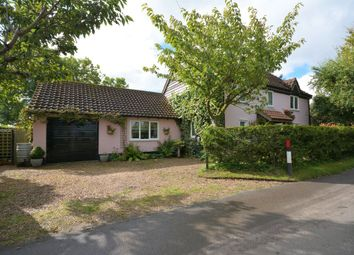 Thumbnail 3 bed cottage for sale in Station Road, Geldeston, Beccles