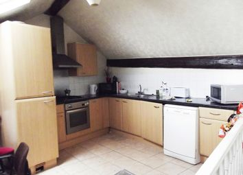 Thumbnail 6 bed terraced house to rent in Owens Park, Wilmslow Road, Fallowfield, Manchester