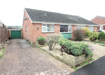 Thumbnail 2 bed semi-detached bungalow for sale in Isabella Road, Tiverton