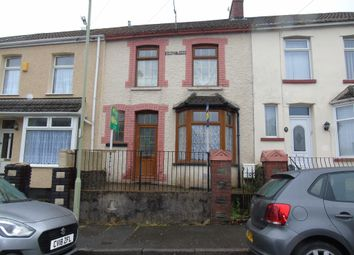 Thumbnail 3 bed terraced house for sale in Aubrey Road, Tonypandy