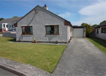 Thumbnail 3 bed detached bungalow for sale in Pen Y Bont, Llanfechell