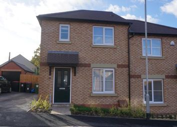 Thumbnail 3 bedroom semi-detached house to rent in Vessey Court, Pippin Wood