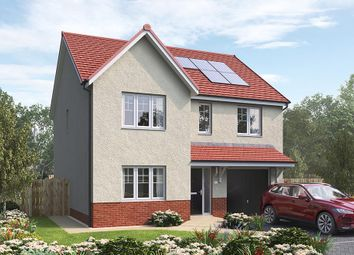 """Thumbnail 4 bed detached house for sale in """"The Sudbury"""" at Aurs Road, Barrhead, Glasgow"""