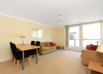 Thumbnail 1 bed flat to rent in Boardwalk Place, Canary Wharf, London