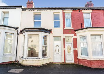 Thumbnail 3 bed terraced house for sale in Ribble Road, Blackpool, Lancashire
