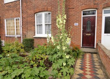 Thumbnail 2 bed cottage for sale in Haylings Road, Leiston