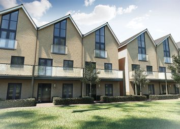 Thumbnail 4 bed town house for sale in Rowhedge Wharf, Rowhedge, Colchester, Essex