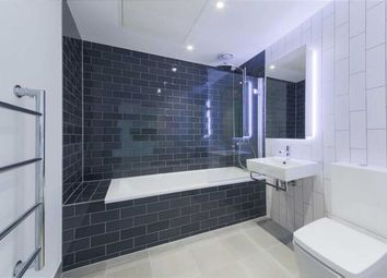 Thumbnail 2 bed flat for sale in North Woolwich Rd, London
