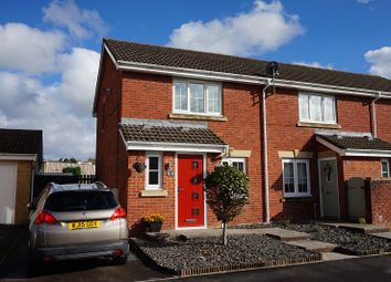 Thumbnail 2 bed end terrace house for sale in Cwm Felin, Blackmill, Bridgend, Bridgend County.