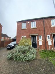 3 bed semi-detached house to rent in Laxton Way, Bedford MK41
