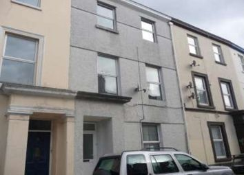Thumbnail 4 bed flat to rent in Clifton Place, Plymouth