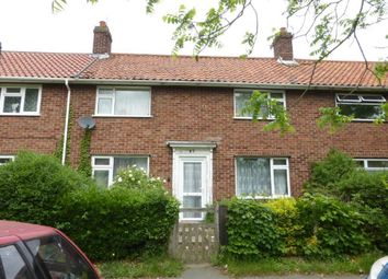 Thumbnail 3 bedroom town house for sale in The Avenues, Norwich
