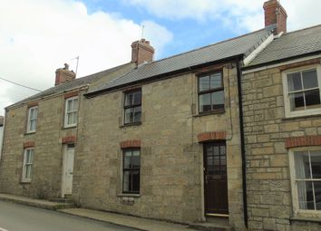 Thumbnail 3 bedroom terraced house for sale in Fore Street, Goldsithney, Penzance, Cornwall.